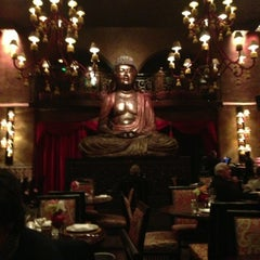 Photo taken at Buddha Bar by Laurent G. on 10/11/2012