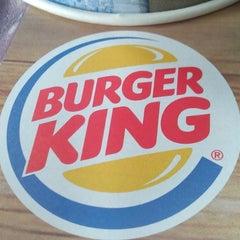 Photo taken at Burger King by Carlos G. on 10/14/2013