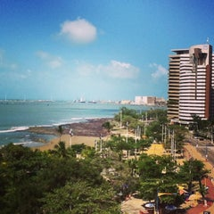 Photo taken at Hotel Beira Mar by Ary C. on 3/1/2013