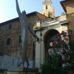 Photo taken at Basilica S.Cosma e Damiano by Aline M. on 9/27/2013