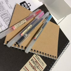 Photo taken at MUJI to Go by Tiffany D. on 1/2/2013