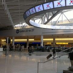Photo taken at Terminal 5 by Shawn L. on 2/22/2013