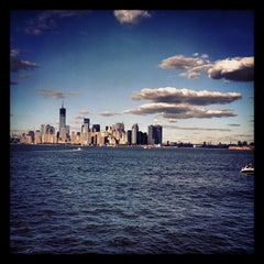 Photo taken at Hudson River by Peter C. on 9/16/2012