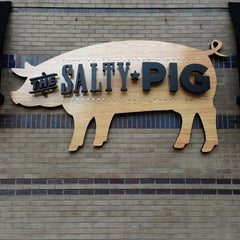 Photo taken at The Salty Pig by Biggestmike on 1/20/2013