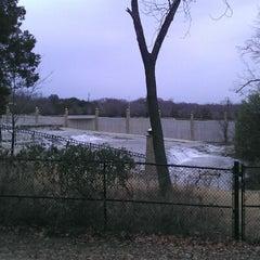 Photo taken at White Rock Lake Spillway by Abhilash M. on 12/30/2012