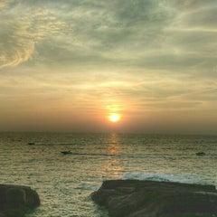 Photo taken at Vizhinjam Lighthouse by Vishnu V. on 1/2/2016