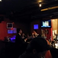 Photo taken at Karaoke Cave by Kevin M. on 1/28/2015
