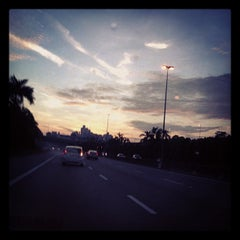 Photo taken at Kesas Hwy. by Siang Wei S. on 11/25/2012