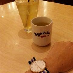 Photo taken at Waraku (วะระคุ) by MondaY -. on 11/22/2015