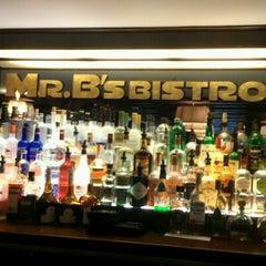 Photo taken at Mr. B's Bistro by Toni S. on 9/27/2012