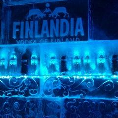 Photo taken at Icebarcelona by Jhenny A. on 11/24/2012