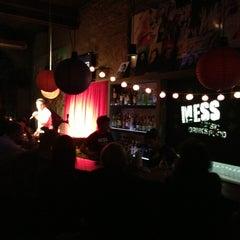 Photo taken at Mess by Juan Pablo O. on 4/11/2013