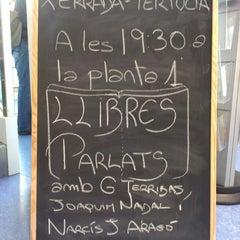 Photo taken at Biblioteca Municipal Emília Xargay by Roger C. on 6/3/2013