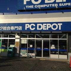 Photo taken at PC DEPOT 半田インター店 by Shingo M. on 12/31/2012