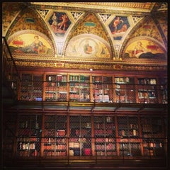 Photo taken at The Morgan Library & Museum by Edgar P. on 6/20/2013