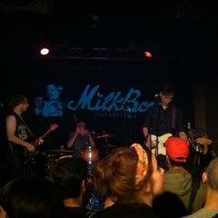 Photo taken at MilkBoy Philadelphia by Christopher J M. on 6/28/2013