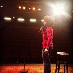 Photo taken at Auburn Public Theater by Abbi C. on 2/9/2014