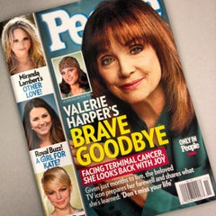 Photo taken at People Magazine by prairie rose f. on 3/6/2013