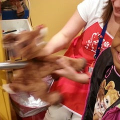 Photo taken at Build-A-Bear Workshop by Ro G. on 11/24/2012