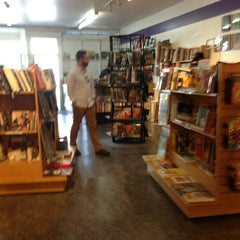 Photo taken at Comix Experience by Ashley H. on 5/26/2013