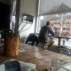 Photo taken at Dark Horse Espresso Bar by Ayngelina B. on 12/3/2012