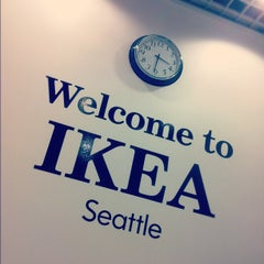 Photo taken at IKEA by Stephen F. on 10/13/2012