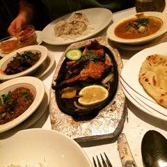 Photo taken at Ajanta Restaurant by Rachel E. on 1/29/2015
