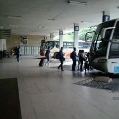 Photo taken at Terminal Rodoviário de Ouro Preto by Públio A. on 3/27/2013