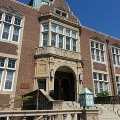 Photo taken at Stephens Hall by Stephanie C. on 7/16/2013