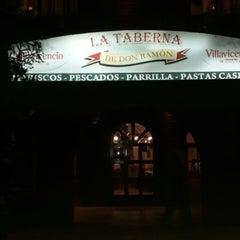 Photo taken at La Taberna de Don Ramon by Gabriela D. on 3/9/2015