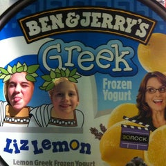 Photo taken at Ben & Jerry's by Chris S. on 3/14/2013