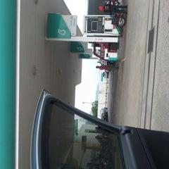 Photo taken at Petronas Al Muktafi Billah Shah by kerel a. on 9/30/2012