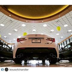 Photo taken at Lexus of Chandler by Penske Automotive A. on 5/15/2015