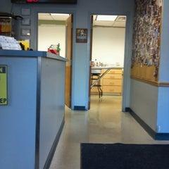 Photo taken at McKillip Animal Hospital by Michael W. on 9/27/2012