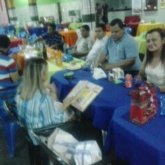 Photo taken at Churrascaria Verissimo by João Florence T. on 12/15/2012