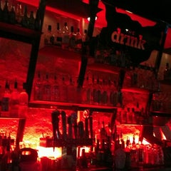 Photo taken at The Drink by Steven F. on 10/19/2012