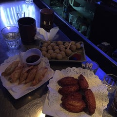 Photo taken at BINY Karaoke Bar and Lounge by Arthur L. on 10/25/2014