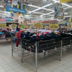 Photo taken at Giant Hypermarket by Nashrah on 4/7/2013