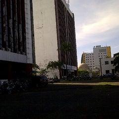 """Photo taken at Universitas """"45"""" Makassar by Ning M. on 5/22/2013"""
