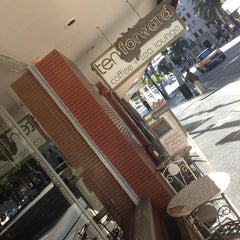Photo taken at Cafe Ten Forward by Jason H. on 1/20/2013