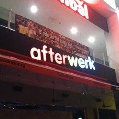 Photo taken at Afterwerk by TW3 ™. on 10/15/2011