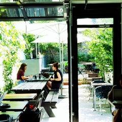 Photo taken at Café Pamenar by GirlAboutToronto on 7/17/2012