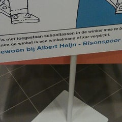 Photo taken at Albert Heijn by Dick d. on 10/29/2011
