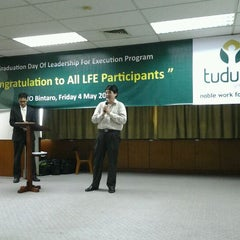 Photo taken at Tudung Group by Robert C. on 5/4/2012