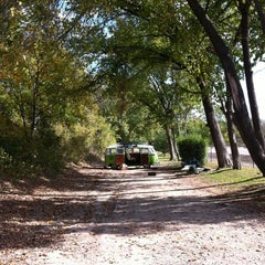 Photo taken at Trinity River Park by Pam L. on 11/17/2012