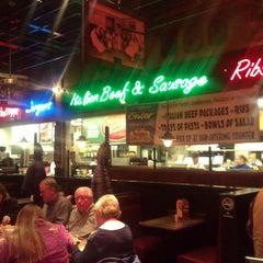 Photo taken at Portillo's by shedrick l. on 3/3/2013
