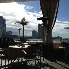 Photo taken at Andaz San Diego by Jess F. on 11/17/2012