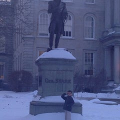 Photo taken at New Hampshire State House by Melissa F. on 1/29/2015