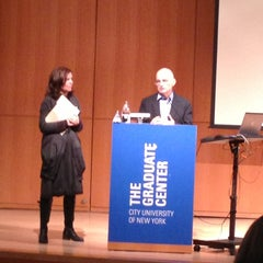 Photo taken at CUNY Graduate Center by Jeff W. on 3/15/2013