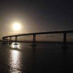 Photo taken at Naval Station San Diego by Bobby B. on 2/19/2013